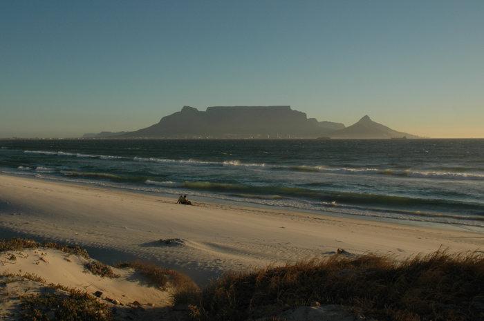 Kapstadt Tafelberg