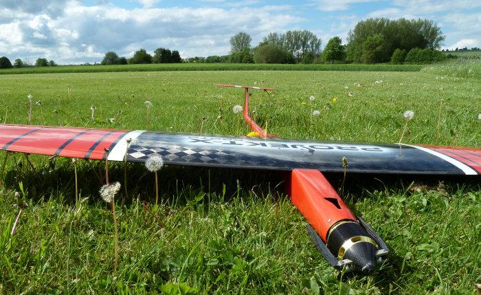 Projekt-X - Crash nach QR Flattern