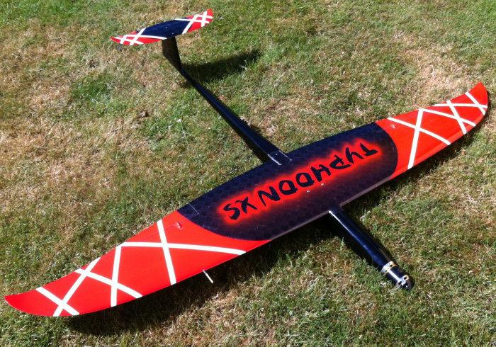 Typhoon XS Speeder - mein Weltrekord Modell 2014