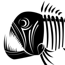 Piranha Microverzahnung auf beiden Klingen!